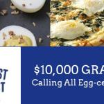 The EB 2018 America's Best Recipe Contest – Stand Chance to Win $10,000 Prize