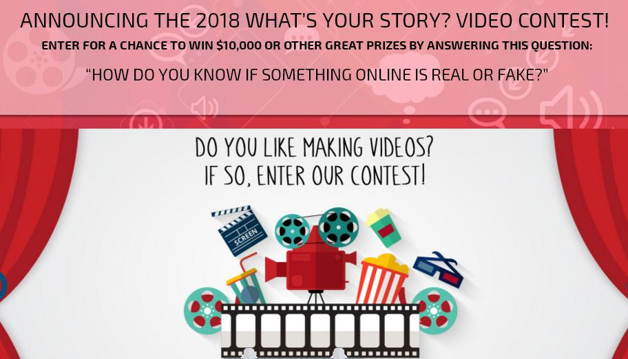 Trend Micro What's Your Story Video Contest – Stand Chance to Win $10,000 and iPad Pros