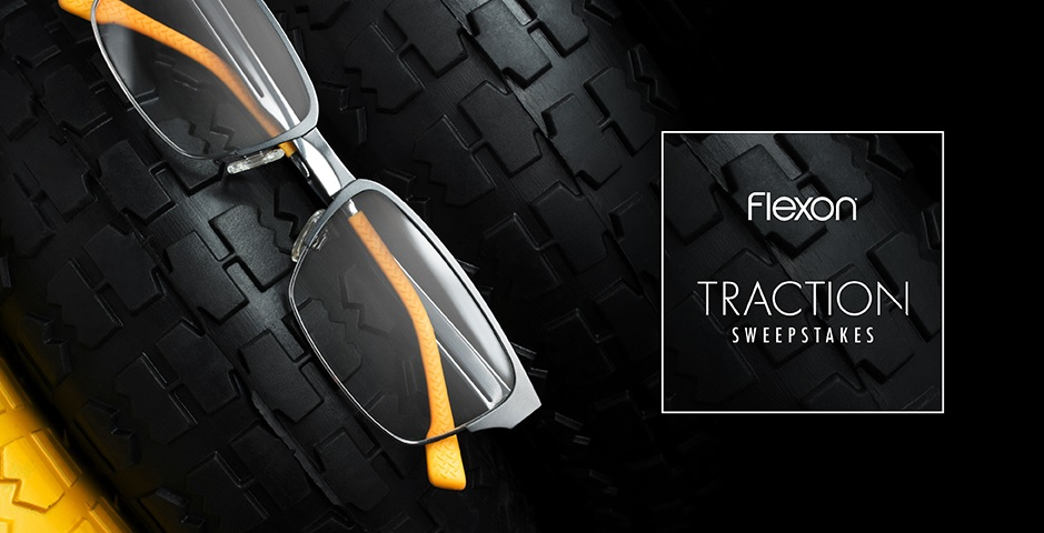 Flexon Traction Series Sweepstakes – Win Eyeconic Promo Code