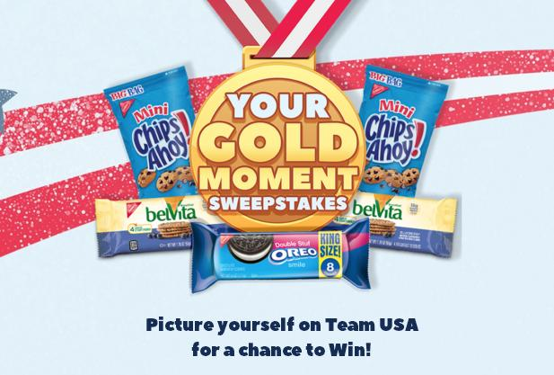 Your Gold Moment Sweepstakes – Stand Chance to Win a $500 VISA Gift Card