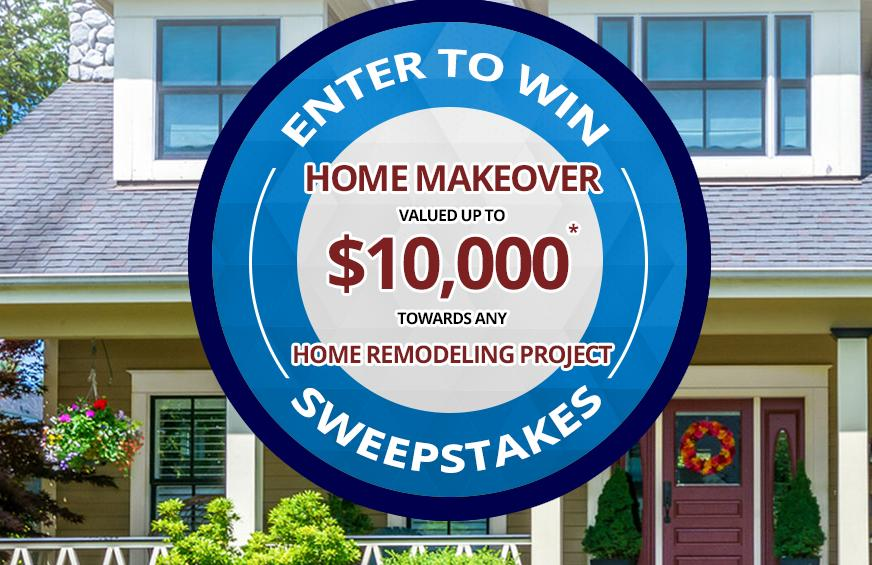 Woodbridge Classic $10,000 Home Makeover Sweepstakes – Stand Chance to Win $10,000 in Woodbridge Product and Installation Services