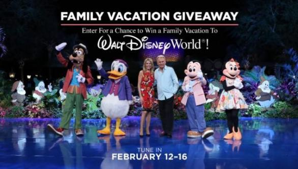 The Wheel Of Fortune Disney World Sweepstakes – Stand Chance to Win a Family Vacation to Walt Disney World