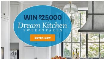 Martha Stewart Outdoor Oasis $25,000 Sweepstakes - Win A