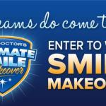 Dear Doctor Ultimate Smile Makeover Contest – Stand Chance to Win Ultimate Smile Makeover package