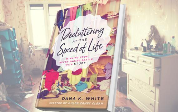 Parade Spring Decluttering Sweepstakes – Stand Chance to Win a Full 8-hour, In-House Decluttering Session, a Signed Copy of New Book