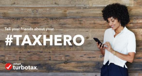 The TurboTax TaxHero Sweepstakes – Stand Chance to Win $5,000 Cash