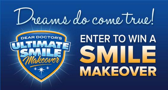 Dear Doctor Ultimate Smile Makeover Contest – Stand Chance to Win Makeover