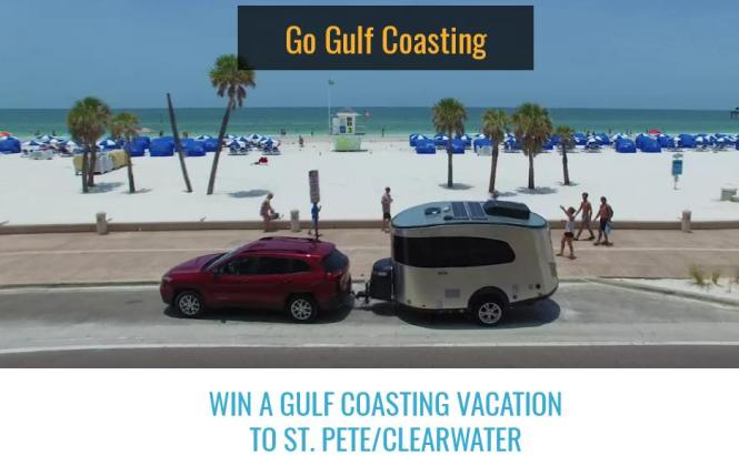 Go Gulf Coasting Sweepstakes – Stand Chance To Win A Vacation to St Pete Clearwater