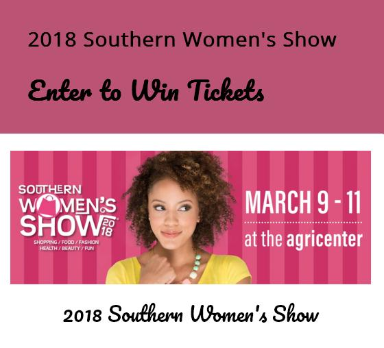 WREG Southern Womens Show Ticket Giveaway – Stand Chance to Win 2018 Southern Women's Show Tickets