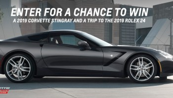 Ky3 66th Anniversary Corvette Giveaway - Win Chevrolet