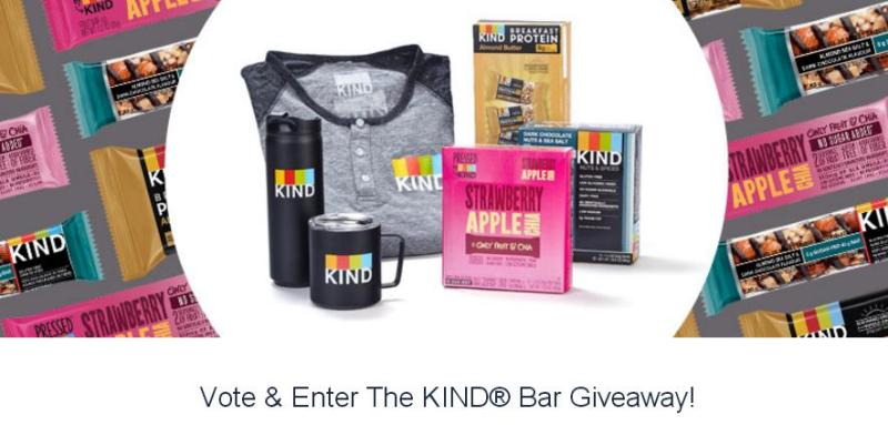 Quill.com The KIND Bar Giveaway – Stand Chance to Win A Prize Package