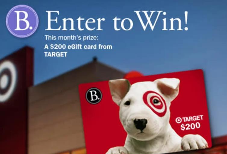 Babywise Life Sweepstakes - Enter For Chance To Win $200 Target Gift Card