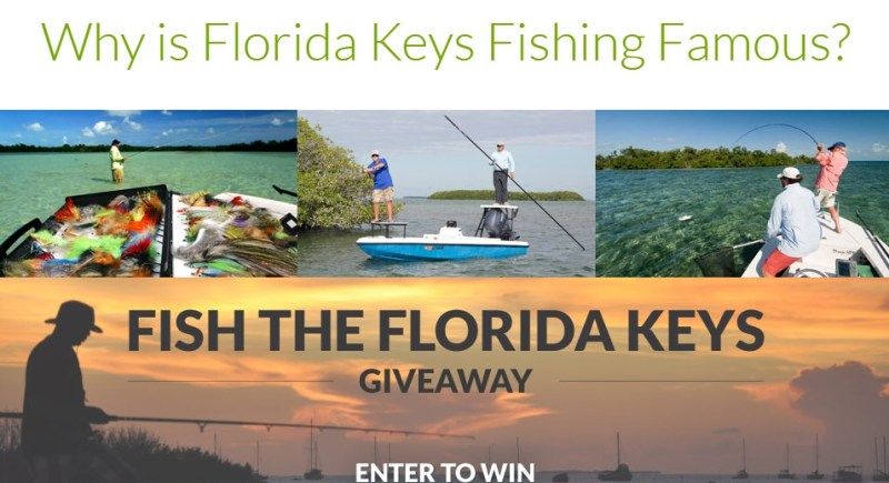 Dive The Florida Keys Giveaway - Enter To Win $1,000 For an Air Travel Card