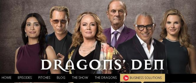 CBC's Dragons' Den E-Commerce Crash Course Contest - Chance To Win Canada Post Small Business Prize Pack