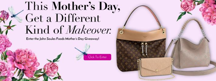 John Soules Foods Mother's Day Giveaway-Enter To Win 2 Daily John Soules Foods Coupon