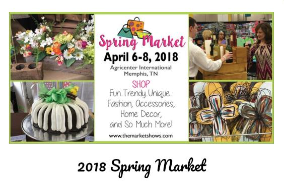 Spring Market 2018 Sweepstakes – Stand Chance To Win Tickets to The 2018 Spring Market At The Agricenter