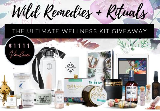 Wild Remedies The Ultimate Wellness Kit Giveaway – Stand Chance to Win One Ultimate Wellness Kit