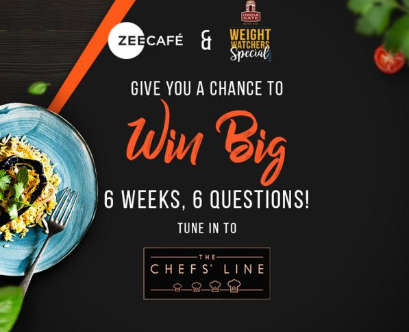 India Gate Foods On Chefs Line Contest-Enter To Win Restaurant Vouchers and Auto Electric Ignition