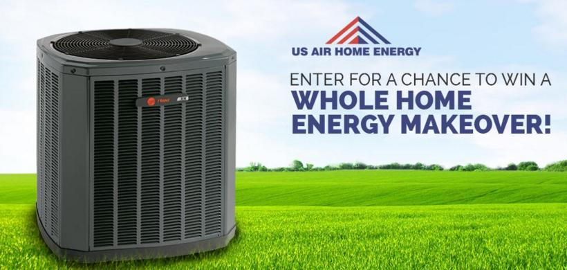 Whole Home Energy Makeover Sweepstakes – Stand Chance To Win A New Trane Xr14 Residential Air Conditioner, $2,000 Certificate Prizes