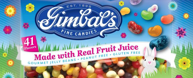 Gimbal's Fine Candies Deluxe Easter Basket Sweepstakes – Stand Chance to Win Gimbal's Fine Candies Deluxe Easter Basket
