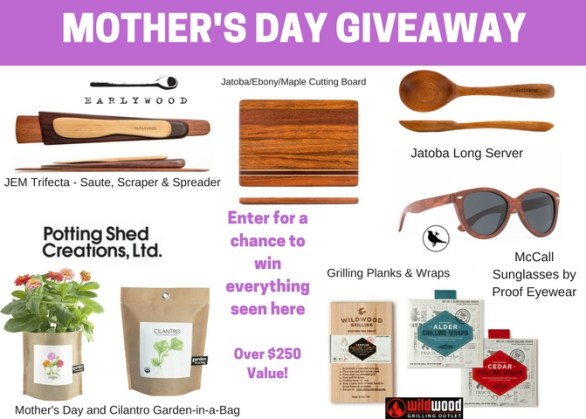 Wildwood Grilling Outlet Sweepstakes-Enter To Win Sunglasses, 2 Garden-in-a-Bags