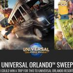 Extra TV Universal Orlando Sweepstakes – Stand Chance to Win A Trip To Universal Orlando Resort In Orlando, Florida