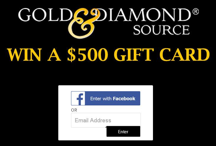 GREAT DAY LIVE GDS Mothers Day Sweepstakes – Stand Chance to Win Gold and Diamond Source $500 Gift Card