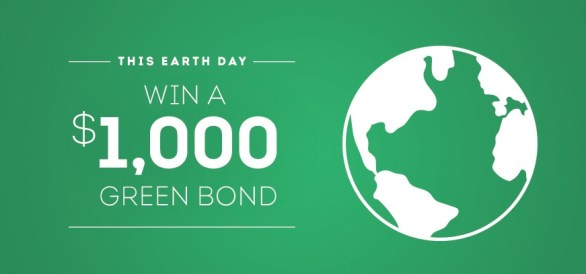 CoPower Green Bond Sweepstakes-Stand To Win $1000 Green Bond