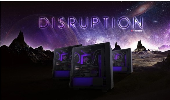 Disruption Giveaway-Chance To Win Powerful Gaming PC