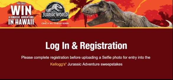 Kellogg's Jurassic Adventure Sweepstakes – Stand Chance to Win A Trip To Kualoa Ranch In Hawaii