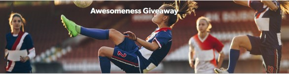 Kidgooroo Awesomeness Giveaway-Stand To Win A FREE GoPro Hero 5 Session