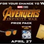 Landmark Cinemas Canada Final Showdown Web Contest-Enter To Win An Avengers Infinity War Prize Pack