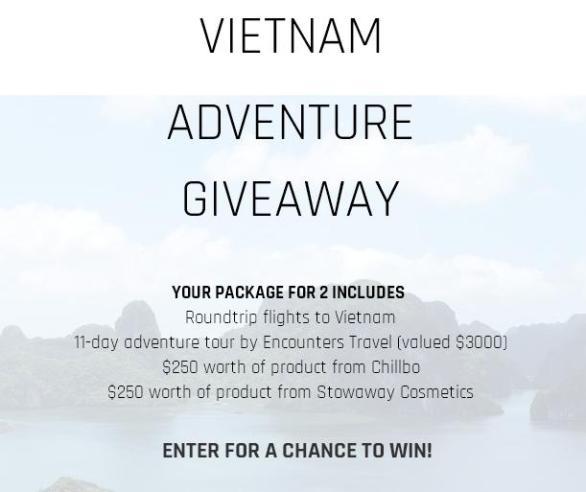 Dollar Flight Club Vietnam Adventure Sweepstakes – Stand Chance To Win Roundtrip Flights To Vietnam