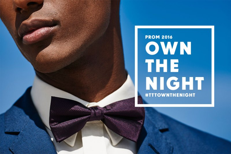 Tip Top Tailors Prom 2018 Own The Night Contest-Chance To Win $1000 Grand Prize
