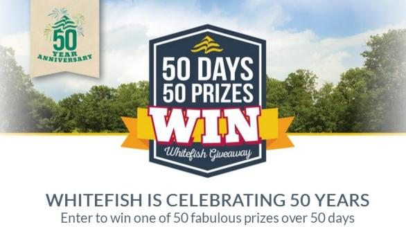 Whitefish Golf Club 50th Anniversary Giveaway – Win $1000 Cash, 8 Day Trip For 2 To Cabo