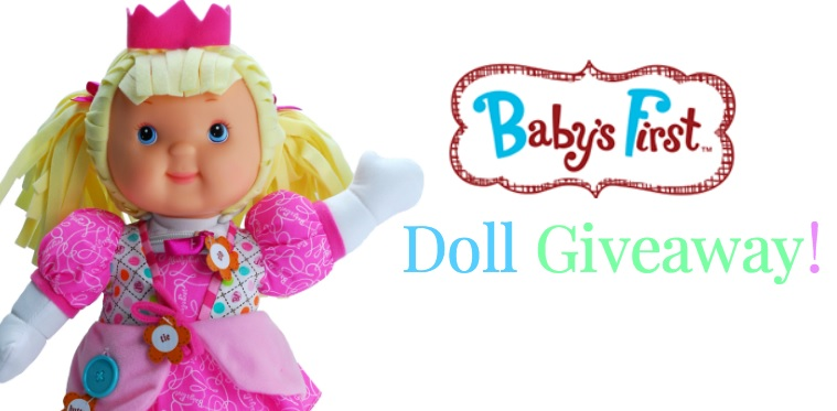 Goldberger Toy Baby's First Doll Giveaway Sweepstakes – Stand Chance To Win 1 Of 3 Baby's First Dolls Prize