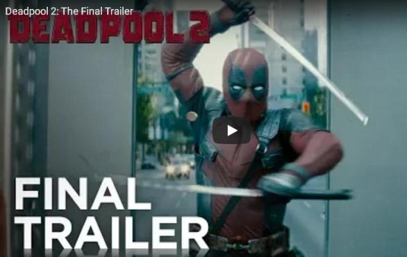 Deadpool 2 Contest – Stand Chance To Win Deadpool Prize Pack, Wireless Headphones