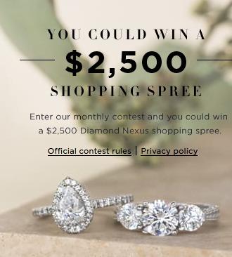 Diamond Nexus Contest - Chance To Win $2,500 Shopping Spree