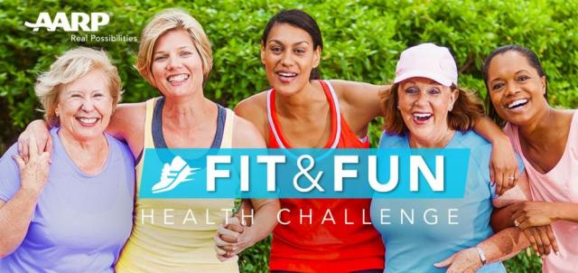 AARP Fit & Fun Health Challenge Sweepstakes – Stand Chance To Win A Trip For Two To Los Angeles, CA