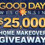 Good Day Wisconsin $25,000 Home Makeover Giveaway– Stand Chance To Win $25,000 Tundraland Gift Certificate