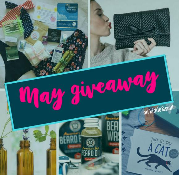 Kiddo & Soul May Subscription Box Giveaway – Stand Chance to Win 5 Subscription Box Prize Packages
