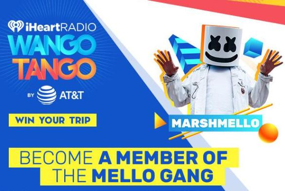 Marsmello IT TAKES 2 TO WANGO TANGO Sweepstakes – A Trip For Two To Los Angeles For Wango Tango