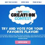 My OREO Creation Contest – Stand Chance to Win One Movie Prize Pack, $6 FandangoNOW Promotional Code