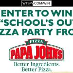 WTSP Pizza Party Sweepstakes – Stand Chance to Win One Pizza Party Certificate