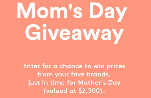 Beyond Yoga Mom's Day Giveaway – Stand Chance To Win $1,000 To Beyond Yoga, 3 Months To YogaWorks, $100 To Blow-dryer Kit,  $500 To Wildbird