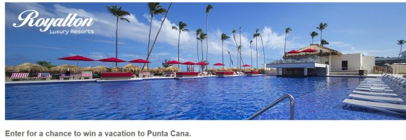 Southwest Vacations May Sweepstakes - Enter To Win A Vacation To Punta Cana, Resort Stay