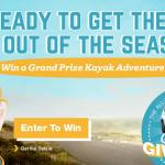 Subaru Ascent Outdoor Sweepstakes – Chance To Win Grand Prize Kayak Adventure Package