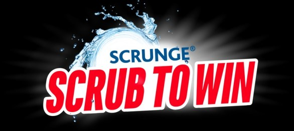 Vileda Scrunge Scrub To Win Contest – Enter To Win $4,500 Gift Certificate, $500 Gift Certificate