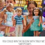 American Girl Bloom With Truly Me Sweepstakes – Stand Chance To Win A $170 Gift Card Prize