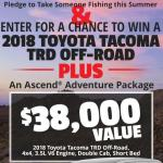 Bass Pro Shops & Cabela's Gone Fishing Sweepstakes – Stand Chance To Win Grand Prize